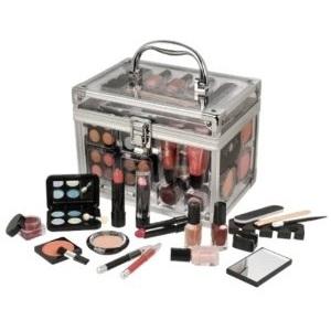 1.Makeup Trading Schmink Set Transparent