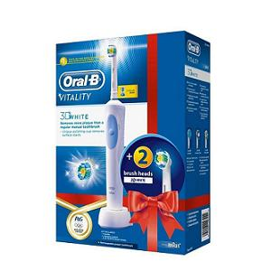 2.Braun Oral-B 3D Vitality White D12
